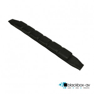Replacement Headphone Head Band for the Armoured Cable headphones from blackbox-av