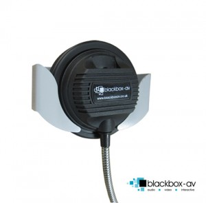 Single Cup Armoured Headphone in hanger (sold seperately)