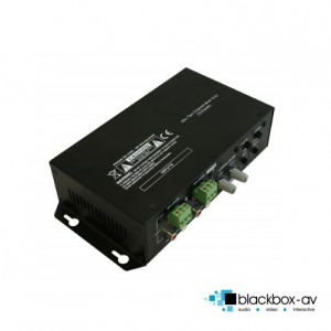 Compact 2 Channel Stereo Amplifier