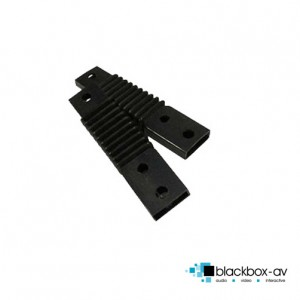 Replacement ACC Headphone Bellows, for the armoured cable headphones from blackbox-av