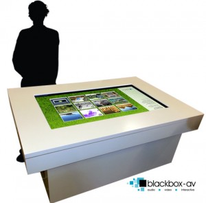 """'Grand' multi-touch table - 46"""" version"""