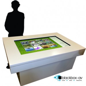 "'Grand' multi-touch table - 46"" version"