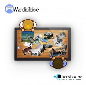 MediaTable touch-table museum sofwate NEW