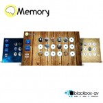 Memory Touch-screen Game