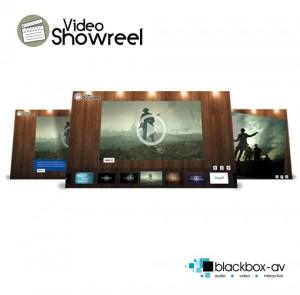 Touchscreen HD Video viewer
