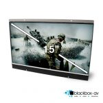 15 Inch Open Frame Video Screen