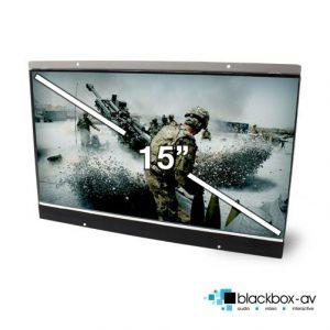 15 Inch Open Frame Video Screen