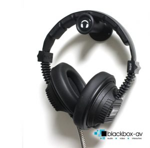 AutoPlay Double Cup Armour Cable Headphones