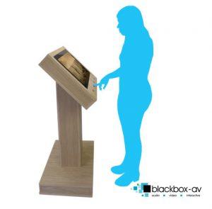 Interactive Video Kiosk by Blackbox-av