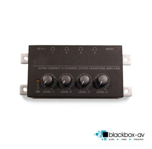 HA-4 Headphone Amplifier