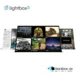 Lightbox 3 Multi-Media Museum Software