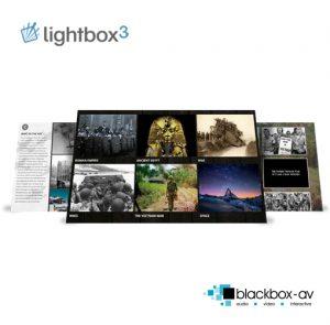 Lightbox 3 Multi-Media Museum Software