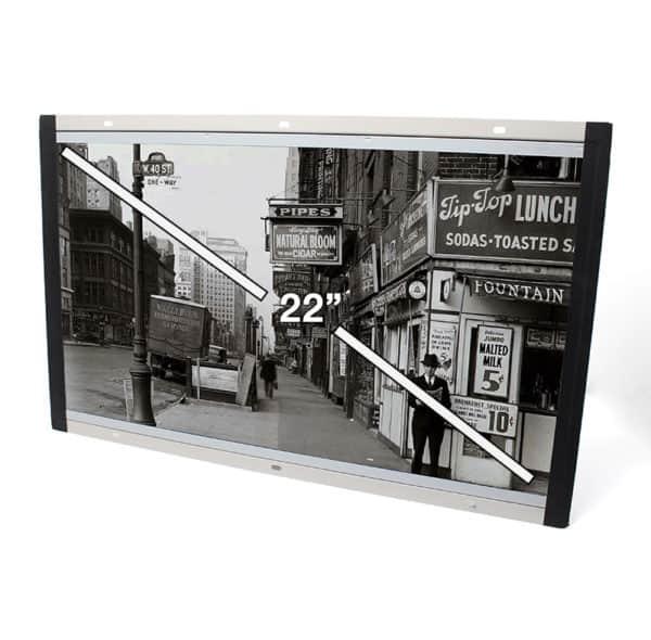 22 Inch Open Framed Screen