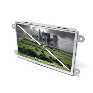7 Inch Open Framed Screen