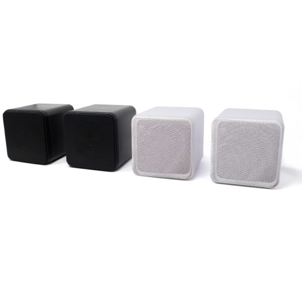 80 W Mini Box Speakers