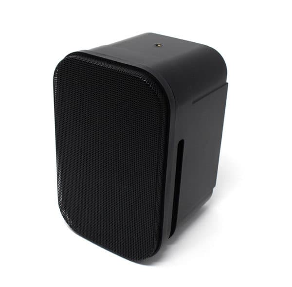 Atmospheric Loudspeaker in Black