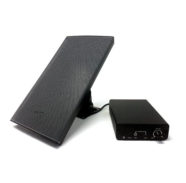 DS Directional Speaker with amp