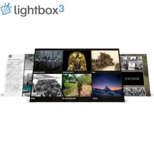 Lightbox 3 Media Browsing Software