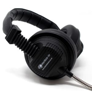 Mark II Armoured Cable Headphones