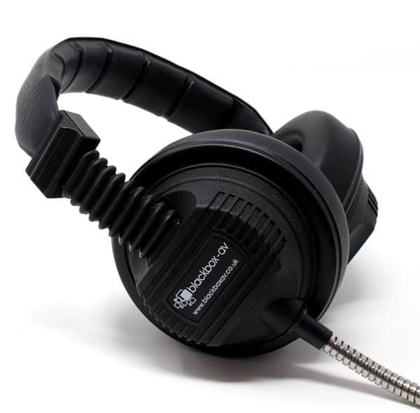 Mark II Armoured Cable Headphones