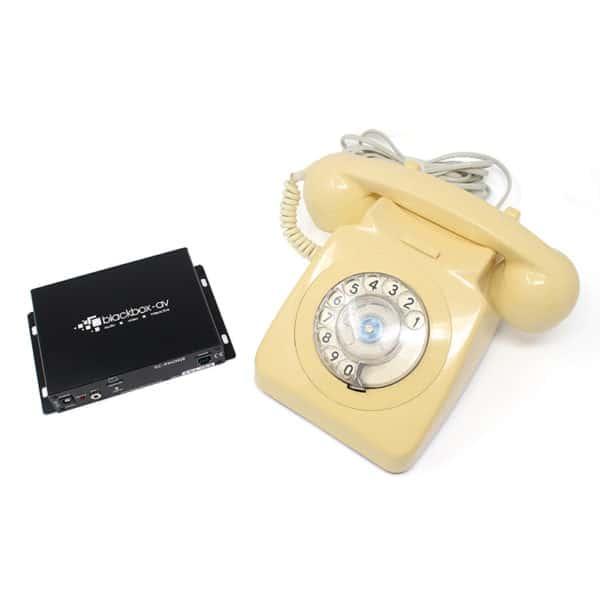 Period Telephone Audio Point