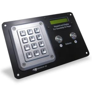SoundClip Keypad Example Faceplate