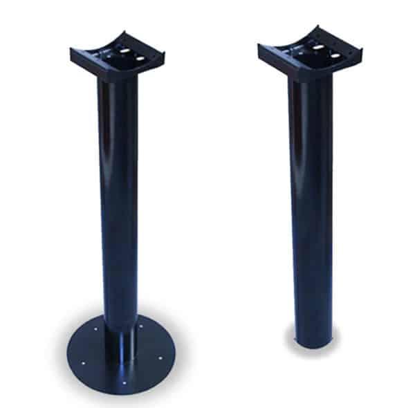 U-Turn Round Mounting Poles