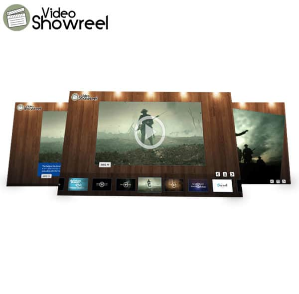 VideoShowreel Video Viewing Software