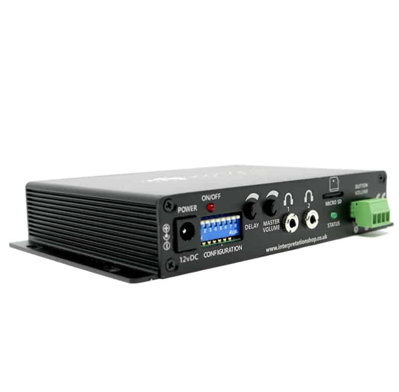 SoundClip-2 Audio Player Buttons