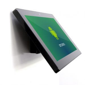 10 Inch POS Android Screen on a TILT Mount