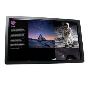 All-in-One Touchscreen PC 22Inch with lightbox 3